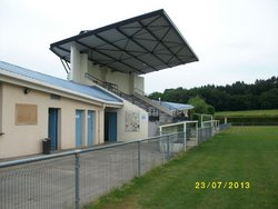 Stade intercommunal entente roche novillars - ENTENTE ROCHE NOVILLARS