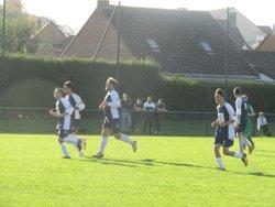 Match nul frustrant pour les Séniors B à St Martin au Laert !