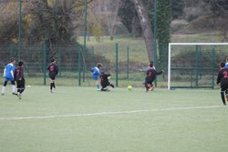 U10-U11 Entraigues le 13/12/2014 - US Entraigues Football