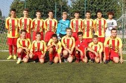 Equipe U15 2014/2015 - ODENAS CHARENTAY U15