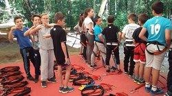 Accrobranche U11 - Etoile Sportive Boulazac