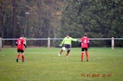 U 15 série B       ES BRECY-MENETOU/HENRICHEMONT    3-1         LE 11/11/17 - Etoile Sportive BRECY