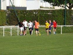Entrainement U16 du 19 Avril - E.S.CORMELLES FOOTBALL