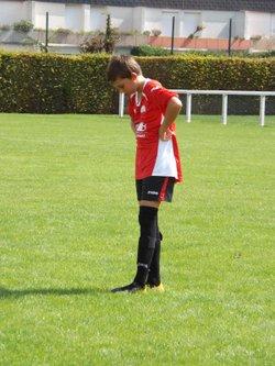 U15 Amical contre Guérinière - E.S.CORMELLES FOOTBALL