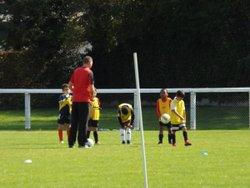 Ecole de foot - E.S.CORMELLES FOOTBALL