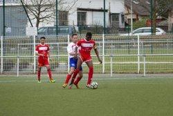 Cadet U17: FC Nivolet / ESDM - ENTENTE SPORTIVE DRUMETTAZ-MOUXY