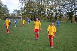 U13 JSVF4 à lamarche - Entente Sportive Pontailler Lamarche