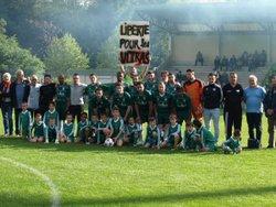 Equipe 1 - Espérance Sportive de Saint-Benoît