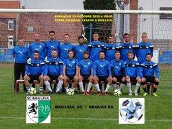 BAILLEUL SC / ARQUES ES