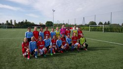 Match stade de Reims. Epernay u14 - E.S.C.CONNANTRE FOOTBALL