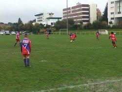 GJ U13 B contre Robretières , Victoire 15-2 - Entente Sportive du Château d'Olonne