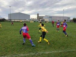 U13 C Challenge Vendee  Victoire les sables 2-1 nul St Julien 1-1 victoire Talmont 2-1 - Entente Sportive du Château d'Olonne