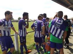 Senior B ESCO contre Nesmy , Victoire 1 à 0 - Entente Sportive du Château d'Olonne