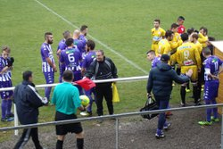 Senior A ESCO contre Jard/mer 2 , Victoire 3 à 0 - Entente Sportive du Château d'Olonne