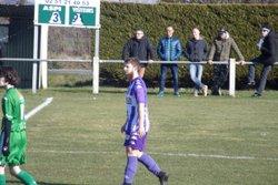 Senior A ESCO contre Ile d'Olonne , Victoire 4 à 1 - Entente Sportive du Château d'Olonne
