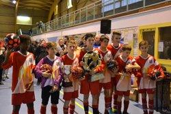 """3ème Challenge """"Hervé Berriot"""" : U12-U13 - ENTENTE SPORTIVE EVERGNICOURT NEUFCHÂTEL"""