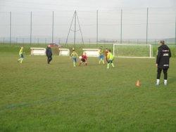 U11 - Plateau à St Clément - 18/11/17 - Etoile Sportive d'Héry