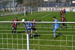 Match de championnat Equipe 1A contre Fécamp le 26 Mars 2017 - ES SAINT-ANTOINE