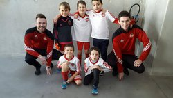 Photos Tournoi Futsal U9 et U11 à St Marcel les Valence - Etoile Sportive Malissardoise