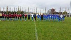 u15 contre Littry Tronquay - Entente Sportive Municipale Condéenne