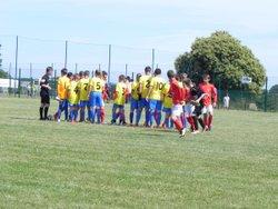 Tournoi SARTILLY : Demi-finale contre le FC FLERS - Entente Sportive Municipale Condéenne