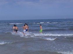 La playa ....... - Entente Sportive Moyenne Durance