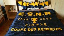 FINALE LEBON 2015 - COUPE DES RESERVES - Entente Sportive NERCILLAC REPARSAC