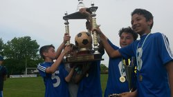 Photos tournois U11 et U13 - Espérance de Oeyreluy