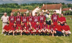 Photos de groupe ASEF - AS ESPINAT FOOTBALL
