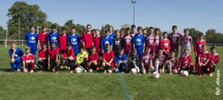U13- Stade Veillon 24 septembre 2016 - ESPOIR MAIXENTAIS FOOTBALL