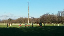 Match Isofen Fontaine 06.12.2015 - EQUIPES SPORTIVES RECHESY FOOT