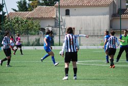tournoi 2015 ancien vétérans féminine - ES Salin de Giraud