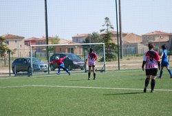 tournoi salin 2015 ancien vétérans féminine - ES Salin de Giraud
