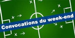 Convocation DHR: ESVO - Saint Marcel FC
