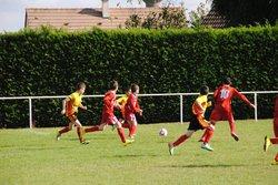 Lutz/Brou U12/U13 équipe 1; victoire 6-3 - ETOILE DE BROU - FOOTBALL