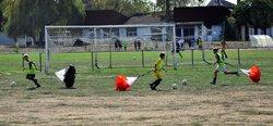 Entrainements personnalisés pour les jeunes de l'Etoile. - Etoile Moulins Yzeure Football