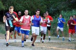 Bonne séance d'entrainement pour l'Etoile - Etoile Moulins Yzeure Football