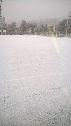 Il neige - Etoile Sportive de Doubs