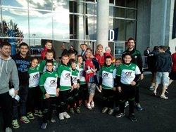 Sortie Euro 16 Lyon catégorie U11 - Etoile Sportive Lempdaise