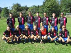 Le FCLP équipe 1 en amical