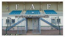 Grand ménage ! - LA FRANCE D'AIZENAY FOOTBALL