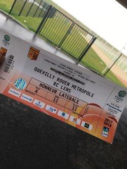 Main dans la main QRM / LENS (19/02/2018) - FOOTBALL ATHLETIC CLUB ALIZAY