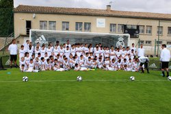 03/07/2017 FAC Stage Real Madrid 1ere journée - FA Carcassonne