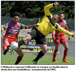 L'US Conques remporte son second derby