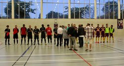 Finale Futsal Coupe de la Somme - 17 mai 2017 - LA FRATERNELLE D'AILLY SUR NOYE FOOTBALL