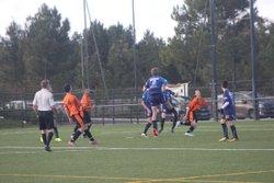Photos U18 et match première st sever - F.C Amollois