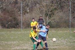 AMOU/BRETAGNE victoire 1 à 0 - F.C Amollois