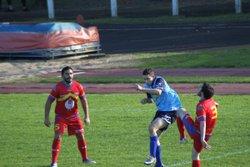 SEIGNOSSE / AMOU    défaite 6 à 0 - F.C Amollois