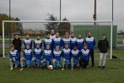 U14 - RONCHIN le 11-11-17 - FC-ANNOEULLIN