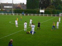 Seniors A contre Armentières le 17.09.17 - FC-ANNOEULLIN